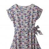 sukienka Camaieu w kwiaty - wiosna/lato 2012