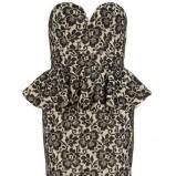 sukienka Dorothy Perkins z haftem - jesień-zima 2012/2013