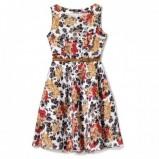 sukienka Echo w kwiaty - wiosna/lato 2012