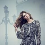 sukienka F&F w zwierzęce wzory - jesień/zima 2012/2013