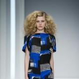 sukienka F&F we wzorki - kolekcja jesienno-zimowa 2013