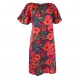 sukienka Jackpot w kwiaty - z kolekcji wiosna-lato 2011