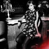 sukienka Marks & Spencer w kwiaty - trendy zimowe