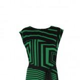 sukienka Marks & Spencer we wzory - sezon jesienno-zimowy