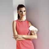 sukienka Mohito w kolorze koralowym - lato 2013