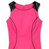 sukienka Mohito w kolorze różowym - moda 2013