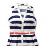 sukienka Mohito w pasy - wiosna-lato 2012