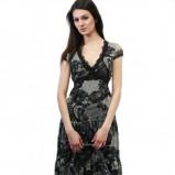 sukienka Novamoda we wzory - kolekcja wiosenno/letnia