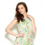 sukienka Orsay w kwiaty - kolekcja wiosenno-letnia