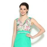 sukienka Orsay w kwiaty - wiosna/lato 2013