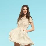 sukienka Reporter w paski - wiosenna kolekcja