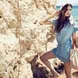 sukienka Reserved dżinsowa - moda 2011