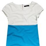 sukienka Reserved w pasy - wiosna/lato 2012