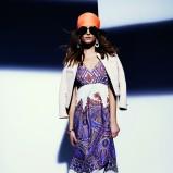 sukienka Reserved we wzorki maxi - lato 2013