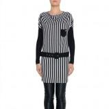 sukienka Simple w paski - zima 2013/14
