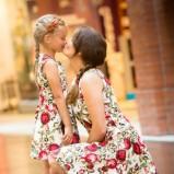 sukienka SmallBig w kwiaty