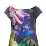 sukienka Solar w kwiaty - kolekcja letnia