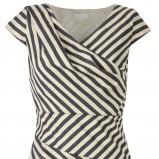 sukienka Solar w zebrę - wiosna/lato 2012
