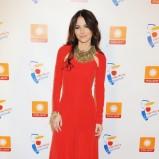 sukienka wieczorowa w kolorze czerwonym - Paulina Sykut - Jeżyna