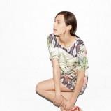 sukienka ZARA we wzorki - wiosenne trendy