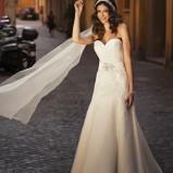 suknia ślubna Annais Bridal z dekoltem w kształcie serca