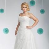 suknia ślubna Annais Bridal z haftem