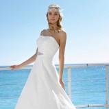 Suknia ślubna - fason litera A