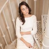 suknia ślubna Femini koronkowa