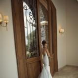 suknia ślubna Galia Lahav z trenem