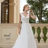 suknia ślubna Herms Bridal na ramiączkach