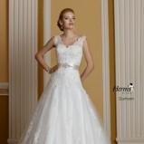 suknia ślubna Herms Bridal z paskiem