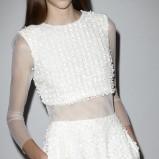 suknia ślubna Houghton transparentna