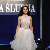 suknia ślubna koronkowa Joanna Jabłczyńska  - Polska Gala Ślubna