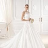 suknia ślubna La Sposa zabudowana