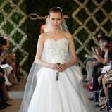 suknia ślubna Oscar de la Renta