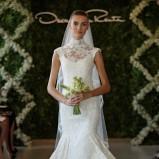 suknia ślubna Oscar de la Renta koronkowa
