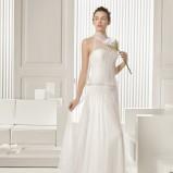 suknia ślubna Rosa Clara plisowana