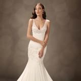 suknia ślubna Sophia Tolli na ramiączkach