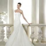 suknia ślubna St. Patrick z trenem