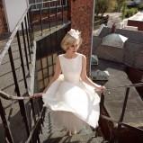 suknia ślubna Tobbi Hannah w stylu retro