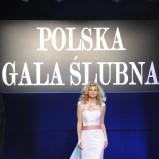 suknia ślubna z paskiem  - Polska Gala Ślubna