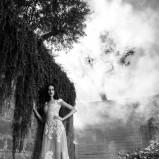 suknia ślubna Zahair Murad z koronką transparentna