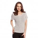 sweter C&A w kolorze szarym - zima 2013/14