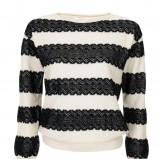 sweter Camaieu w pasy - kolekcja na lato
