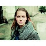 sweter Carry w kolorze popielatym - jesień-zima 2012/2013