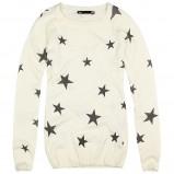 sweter House w gwiazdki - jesień 2013