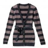 sweter Mohito w paski długie - jesień-zima 2010/2011