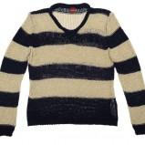 sweter Olsen w pasy - wiosna-lato 2012