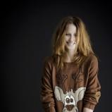 sweter Terranova w kolorze brązowym z reniferem - kolekcja na zimę 2013
