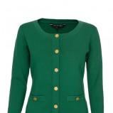 sweter Top Secret w kolorze ciemnozielonym - wiosna 2013
